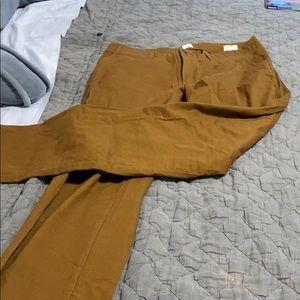 Gap chinos(men's)